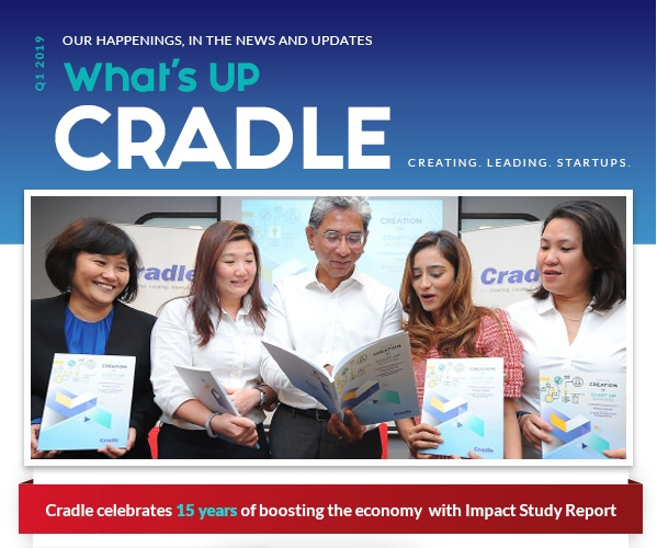 Cradle Celebrates 15 Years Of Boostings The Economy With Impact Study Report